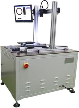 2D線掃描光學檢測設備